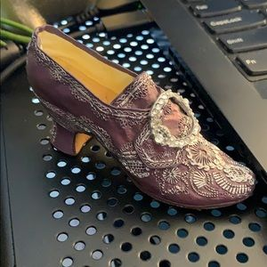Just the Right Shoe M.W. Wedding Shoe Collectible